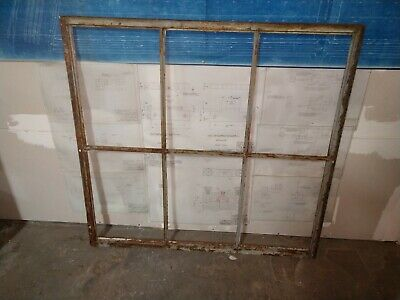 Reclaimed Vintage Industrial Factory Steel Casement Windows,   type 4