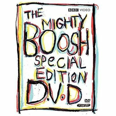 The Mighty Boosh: Seasons 1-3 Special Edition ( no art work & stickers included)