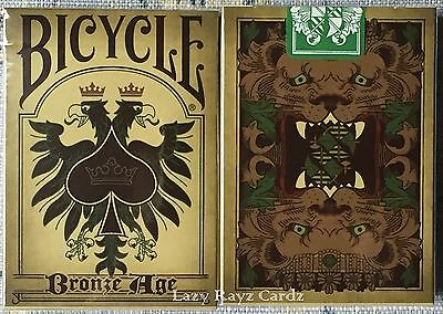 1 Deck Bicycle Coat of Arms Bronze Age Playing Cards~NEW~SEALED~Free Shipping
