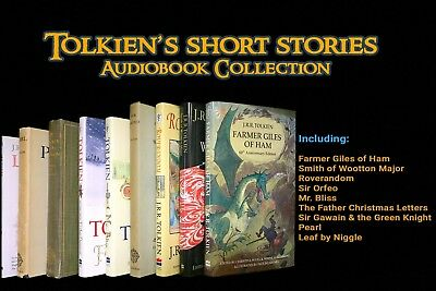 Tolkien's Short Stories - Unabridged Audiobook MP3 CD Collection, Giles, Bliss