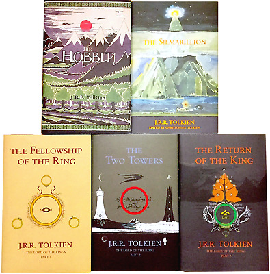 Tolkien MP3 Audiobook Set (No CD) - Hobbit, The Lord of the Rings & Silmarillion