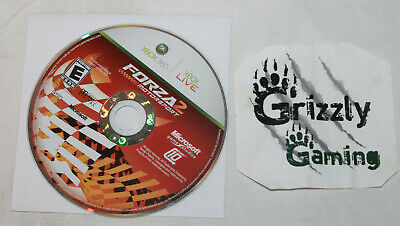 USED Forza Motorsport 2 Microsoft XBOX 360 (Disc Only)