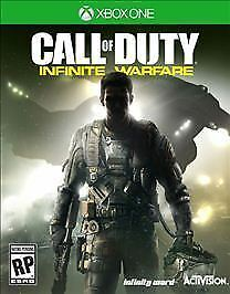 Call of Duty: Infinite Warfare for Xbox One   Bonus Terminal Map  New Sealed