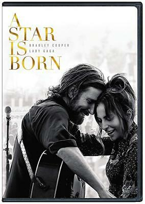 A STAR IS BORN DVD - Free SHIPPING _ lady gaga & bradley cooper - like new