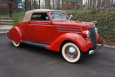 1936 Ford Other  1936 Ford ALL STEEL, 3 window,  V-8-Family owned for over 17 years.