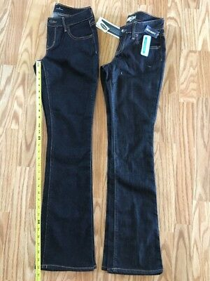 NWT Old Navy Women's Jeans Lot Of Two Size 0