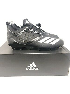 35f53cd111a Adidas Adizero 5-Star 7.0 Men s Black Molded Football Cleats - B27975 Size  11.5