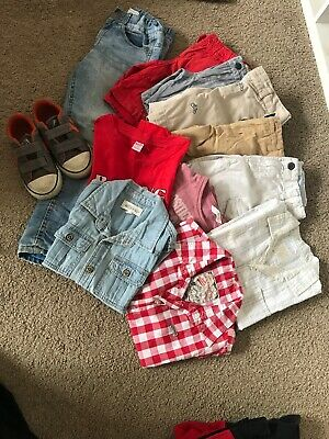 Bulk Lot Of Boys Clothes Size 3