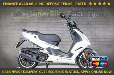 2018 18 Peugeot Speedfight - Nationwide Delivery, Used Motorbike.