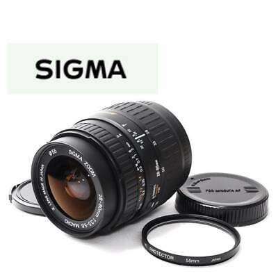 【Excellent+++++】 Sigma Zoom 28-80mm f/3.5-5.6 for Minolta w/cap from Japan #7074