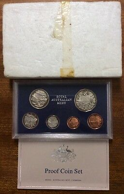 1979  Royal Australian Mint Proof Set of 6 Coins