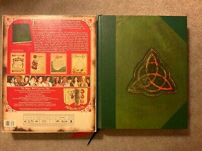 CHARMED Complete Series Limited Deluxe Edition Book of Shadows RARE OOP 49 DVD's