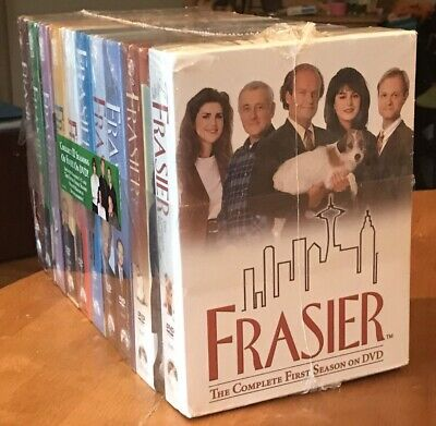 Frasier complete series 1-11 set seasons 1 2 3 4 5 6 7 8 9 10 11 DVD New Sealed