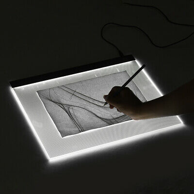 A3 Light Box LED Artcraft Tracing Light Pad Stepless Dimming Eye-Protecting L0V5