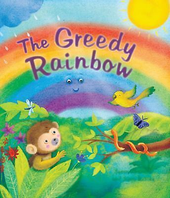 The Greedy Rainbow by Susan Chandler (2015, Hardcover)