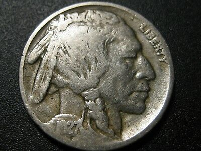 1927 BUFFALO NICKEL - 11 photos    (c-10)