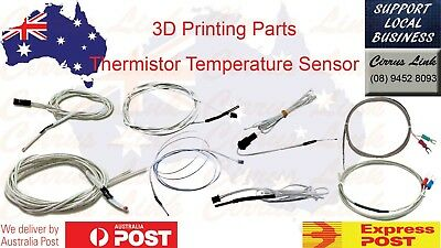 3D Printer Upgrade Parts Thermistor Temperature Sensor NTC100K K type