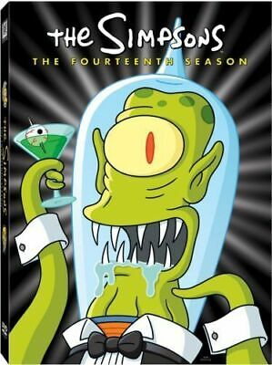 The Simpsons: The Fourteenth 14 Season (DVD, 2011) DISC 1 ONLY