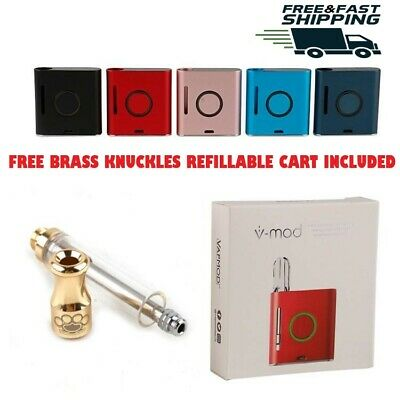 OIL PEN BATTERY Magnet VMod 900 mAh Cartridge cart vape