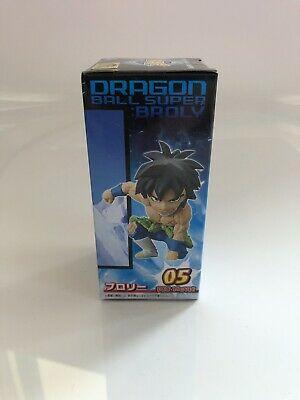 Dragon Ball Super Broly The Movie World Collectable Figure WCF Vol.1 BROLY