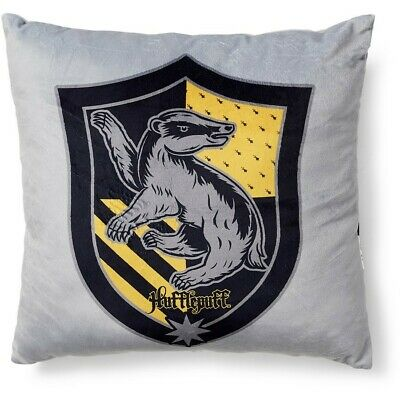 H. Potter Hufflepuff Cushion