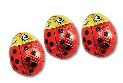 Madelaine Solid Premium Milk Chocolate Lady Bugs - Red Cand... - FREE 2 Day Ship