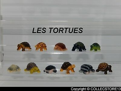 Serie Complete De Feves Les Tortues      2019