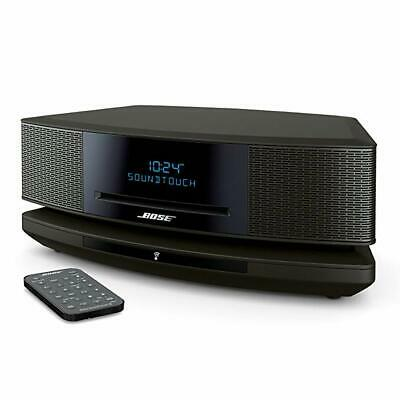 Bose Wave SoundTouch Music System IV, works with Alexa, black