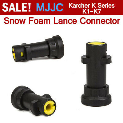 MJJC Snow Foam Lance connector adapter fitting for Karcher K series K1-K7