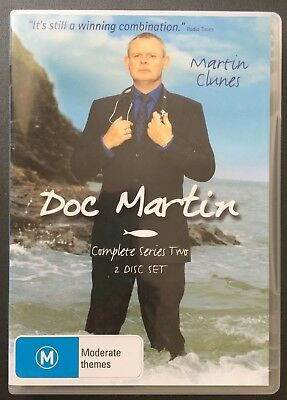 DOC MARTIN The Complete Series Two MARTIN CLUNES DVD