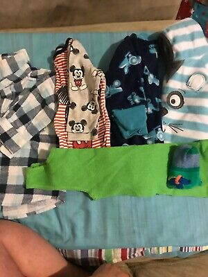 Baby Boys Mixed Winter Clothes Size 0