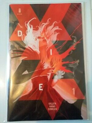 Image Comics: Die #1 Nm- 9.2 Cover A 1St Issue 1St Print Stephanie Hans Gillen