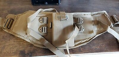 USMC Pack Padded hip waist belt