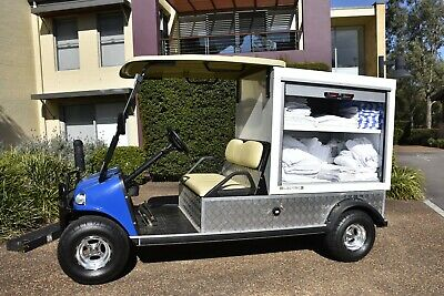 $65 wk Rent-To-Buy FORD HOUSEKEEPING GOLF CART LAUNDRY VAN ABN Holders Only