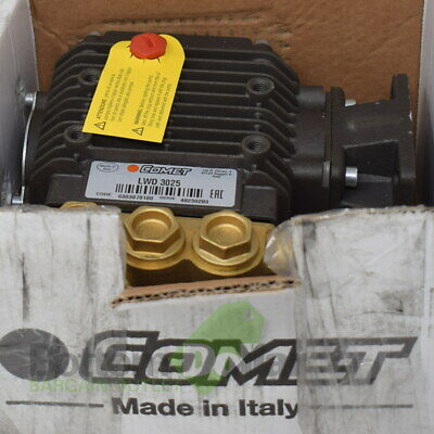 Comet LWD 3025G Gas Flange Hollow Shaft Pressure Washer Pump 2500PSI Performance