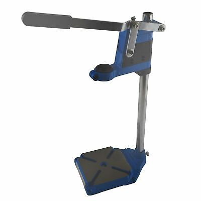 Drill Bench Press Stand Pillar Pedestal Clamp For Hand Drills 38 / 43mm Collet