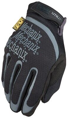 Mechanix Handschuhe Utility Gloves Black Schwarz M / Medium