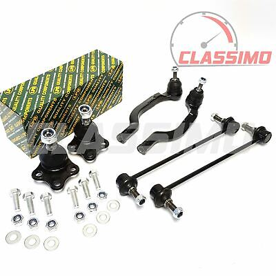 Track Tie Rod Ends, Ball Joints & Drop Links for RENAULT TRAFIC Mk 2 - 2001-2006