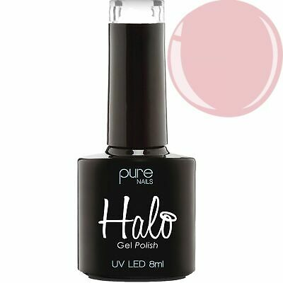 Pure Nails - LED/UV Halo Gel Polish Collection - French Pink 8ml