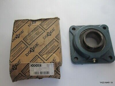 "One Dodge OEM 1-15/16"" Four-Bolt Iron Flange Unit (PN F4BSC115)"