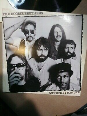 The Doobie Brothers Minute By Minute 1978 Vinyl Record near mint very nice!