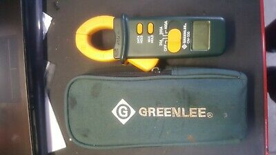Grenlee Cm 330 clamp on 400a  Ammeter