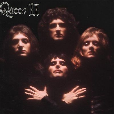 Queen - Queen II with Bonus Tracks (CD, 1991) Hollywood Records
