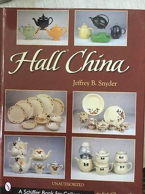 Hall China by Jeffrey B. Snyder (2002, Hardcover)