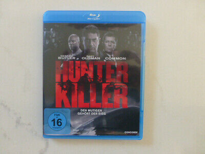 Hunter Killer [Blu-ray] Versandkostenfrei