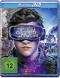 Ready Player One [3D Blu-ray] [Blu-ray]gebraucht gut