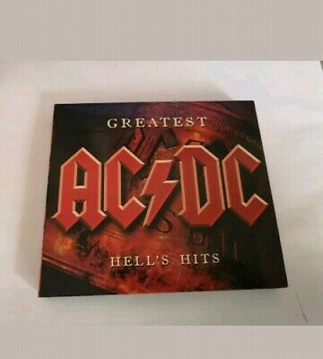 AC/DC Greatest Hell's Hits 2 cd