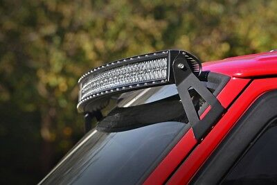 Jeep Cherokee XJ Upper Windscreen LED lightbar mount   70517