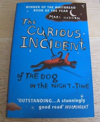 The Curious Incident of the Dog in the Night-time Mark Haddon autism & suspense