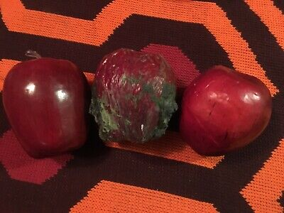 Once Upon a Time Original Apple Props (TV, Movie, Screen Used, Original, Disney)